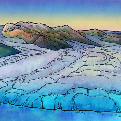 Harvard Glacier